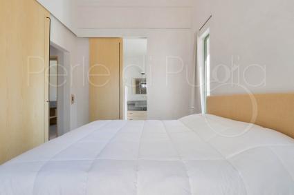 Il bagno en suite, nella camera da letto con cabina