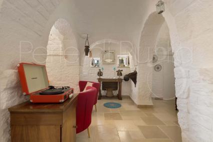 trulli e case tipiche - Alberobello ( Bari ) - Trulli Maru