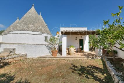 trulli e typical houses - Ostuni ( Brindisi ) - Trulli Il Cappero