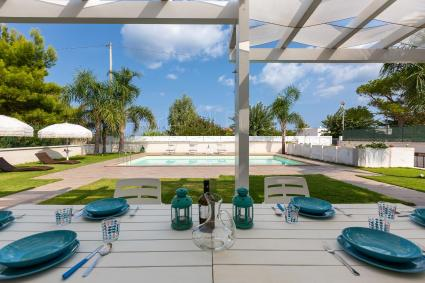 country houses - Torre Guaceto ( Brindisi ) - Villa Evi