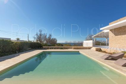Holiday Villas - Torre Suda ( Gallipoli ) - Villa Miramare