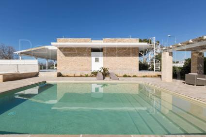 country houses - Torre Suda ( Gallipoli ) - Villa Miramare
