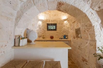 trulli e typical houses - Ceglie Messapica ( Brindisi ) - Trullo dell`Oleandro