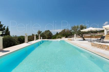 luxury villas - Torre San Giovanni ( Gallipoli ) - Villa Fontanelle