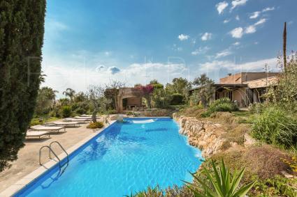 Vacanze in villa di lusso con piscina, in affitto vicino Gallipoli, per 20 persone