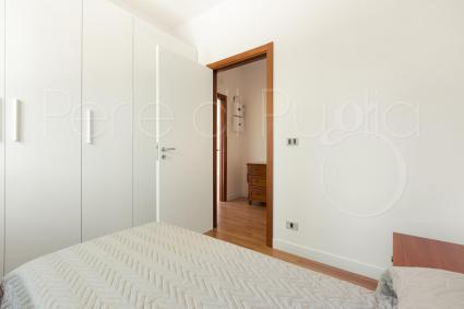The third bedroom of the upper floor is a single bedroom