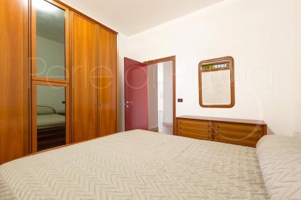Double bedroom on the basement floor of the villa