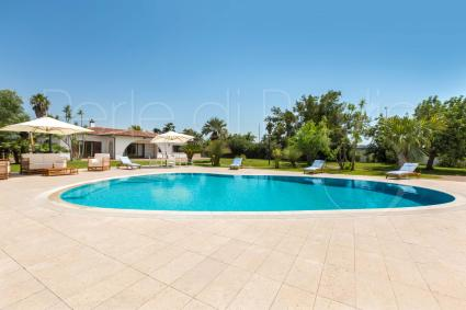 luxury villas - Parabita ( Gallipoli ) - Villa Carrisi