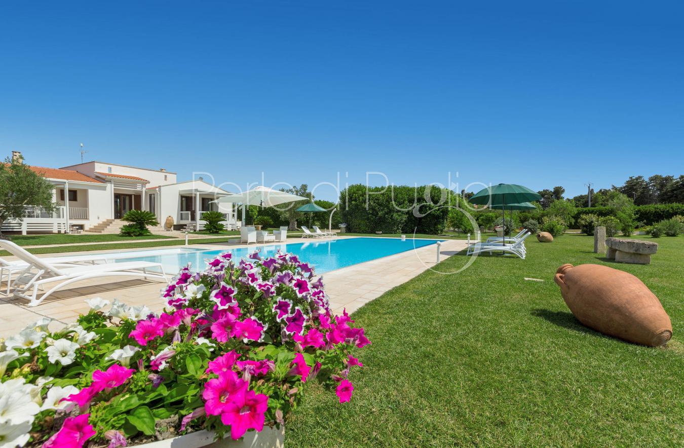luxury villas - Otranto - Perla degli Alimini