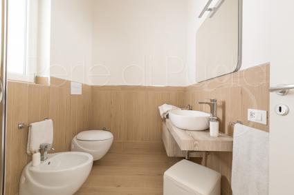 Anche la 2a camera matrimoniale ha il bagno di pertinenza