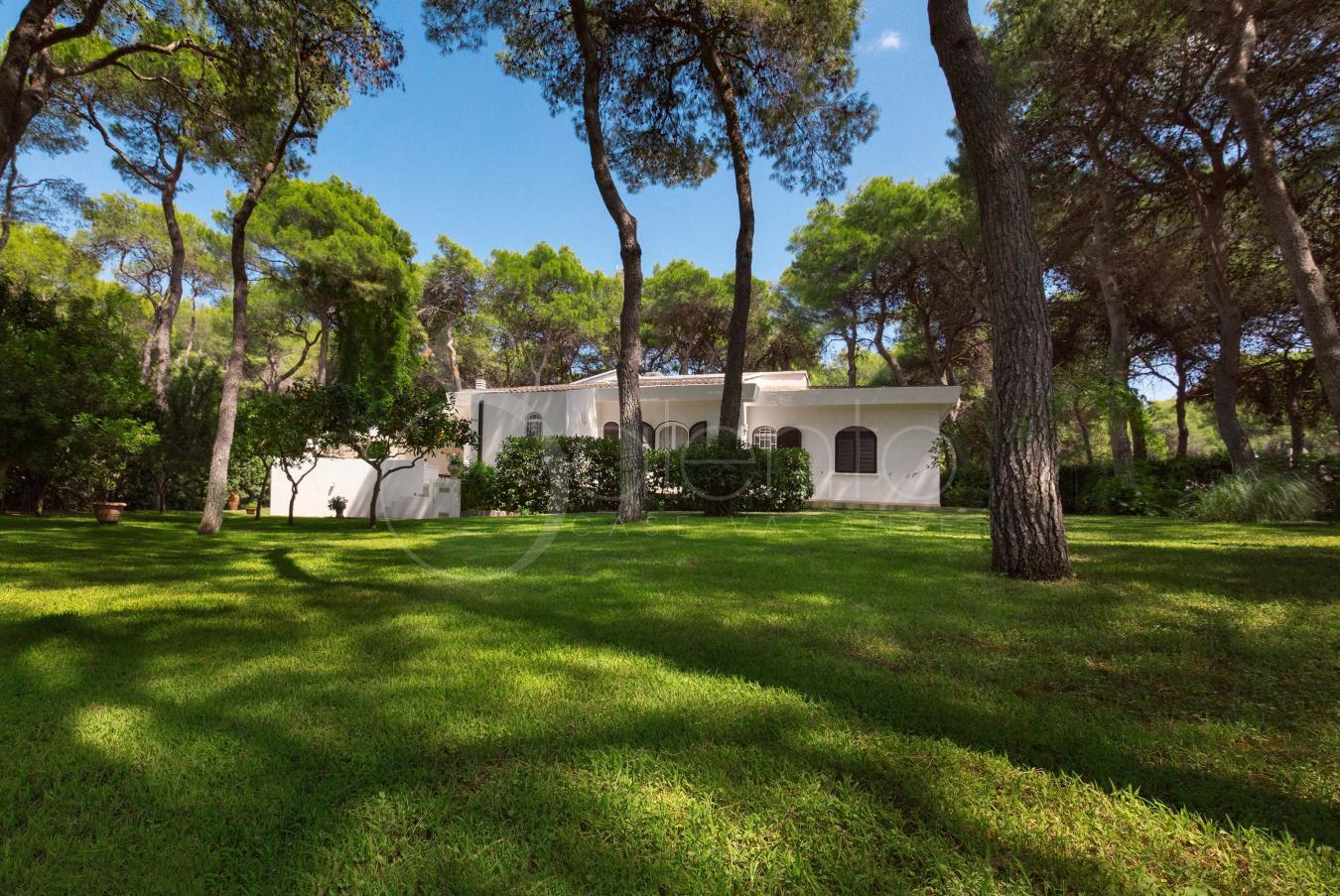 small villas - Marina di Ginosa ( Taranto ) - Villa dei Tessali