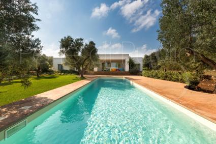 Vacations in villa: relaxation, quiet and entertainment in Apulia