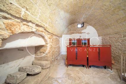 trulli e typical houses - Torre Vado ( Leuca ) - Trulli le Scalelle