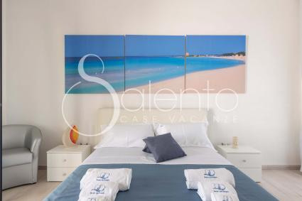 Room 1 is a room for rent for a holiday in Salento