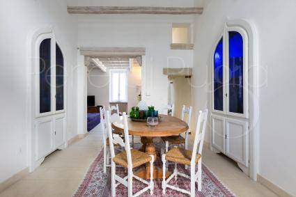Elegant apartment in the historic center of Otranto, for holidays in Puglia