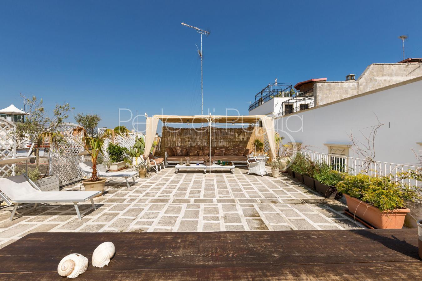 trulli e case tipiche - Otranto - Porta D`Oriente - Luxury Apartment
