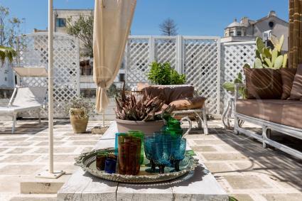 Elegante appartamento nel centro storico di Otranto, per vacanze in Puglia