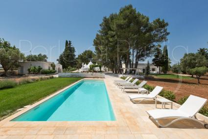 Holidays in Puglia for a maximum relaxation
