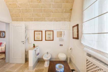 The white trullo, the second guesthouse : a dream in nature