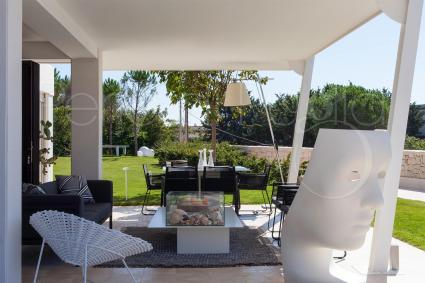 Le verande e le terrazze sono luoghi di massimo relax