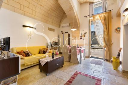 Historic unit for authentic holidays in Salento