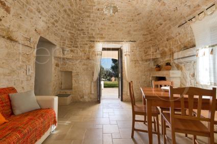 trulli e case tipiche - Ostuni ( Brindisi ) - Villa Anfora