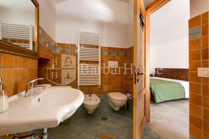 Room 7, like all other 8 rooms, has an en suite shower room