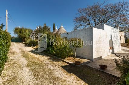 Bed and Breakfast - Ostuni ( Brindisi ) - B&B Corte Del Camedrio