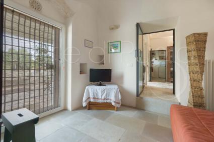 trulli e typical houses - Ostuni ( Brindisi ) - Lamia il Palmento