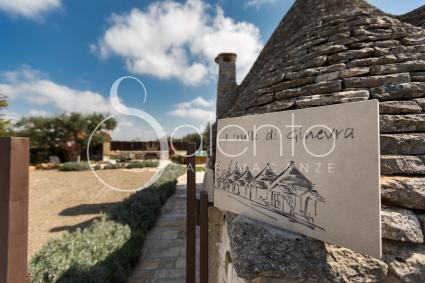 trulli e case tipiche - Alberobello ( Bari ) - Trulli Ginevra