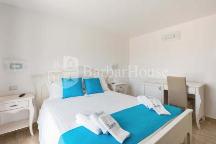 Suite Matrimoniale 108 -The rental room in Porto Cesareo has a TV and wi-fi