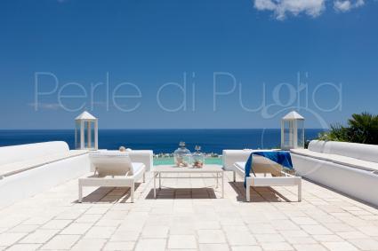 villas de luxe - Castro ( Otranto ) - Villa Fano`