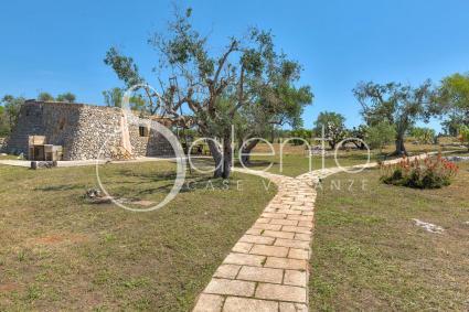 trulli and pajare - Tricase ( Otranto ) - Salento Stone Suite