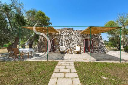Typical pajara for rent in Salento