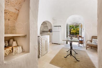 trulli e case tipiche - Ceglie Messapica ( Brindisi ) - Trulli di Elisabetta