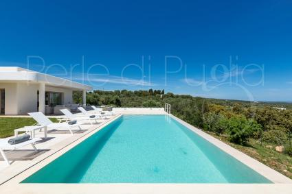 Splendid luxury residence for rent for holidays in Puglia