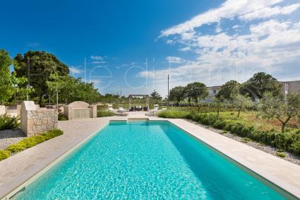 ville e villette - Alberobello ( Bari ) - Villa Marangi