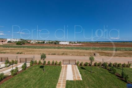 holiday homes - Salve ( Leuca ) - Attici panoramici | Perla Saracena Luxury Suites