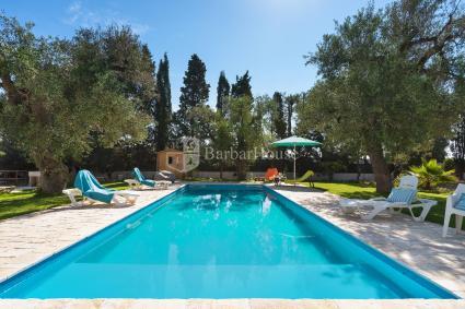 villas de luxe - Leverano ( Porto Cesareo ) - Villa Gloria