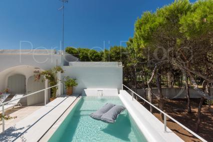 ville di lusso - Roca ( Otranto ) - Masseria Villa
