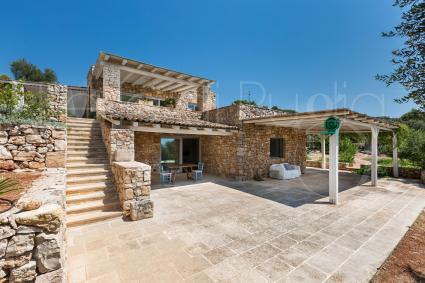 The villa can accommodate up to 12 guests