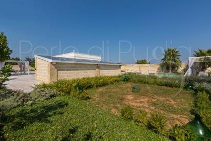 country houses - Ruffano ( Gallipoli ) - Villa Albarosa