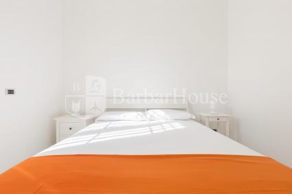La seconda camera da letto della casa vacanze sul mare