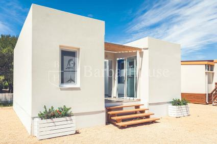Bungalow in agricamping con 4 posti letto