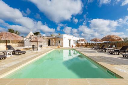 Bed and breakfast con piscina per vacanze in Puglia