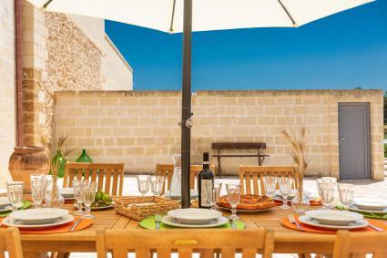 masserie di prestigio - Mesagne ( Brindisi ) - Masseria Bosco Colombo