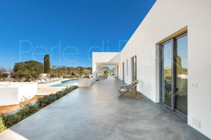 Luxury villa for holidays in the Itria Valley