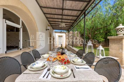 ville di lusso - Oria ( Brindisi ) - Villa Medici alla Macchia