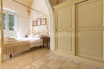 Camera 1: matrimoniale con bagno en suite