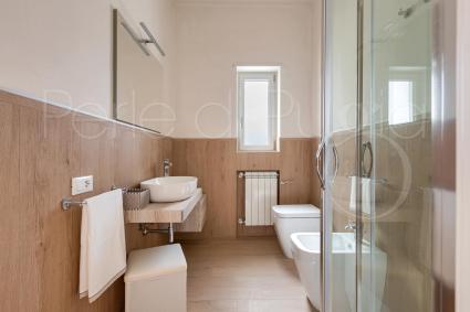 Il secondo bagno doccia